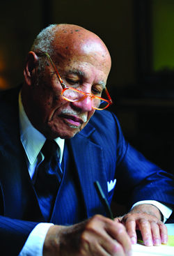 Dr. Sonnie Hereford III helped fight segregation in Huntsville.