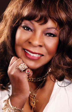 Martha Reeves is a member of the popular 1960s group Martha and the Vandellas.