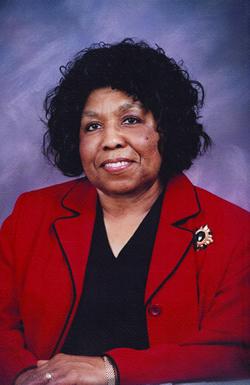 Surpora Sparks-Thomas is the chief nurse executive emeritus of Children's of Alabama