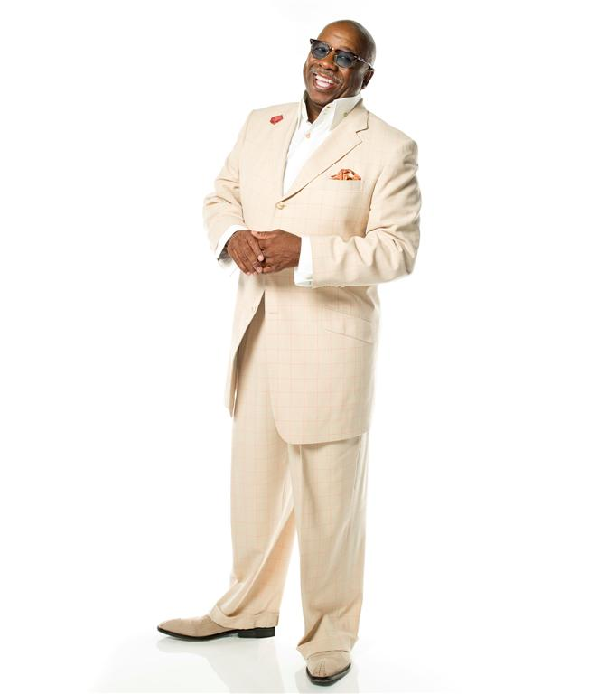 J. Anthony Brown got his start in comedy while working as a tailor in Atlanta.