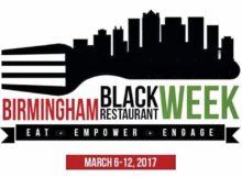 Birmingham Black Restaurant Week is a dining opportunity for black-owned restaurants and eateries to offer deals from their signature menus all while bringing in new customers and raising awareness.