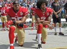 Colin Kaepernick feels his campaign to take a knee during the National Anthem has proven its point.
