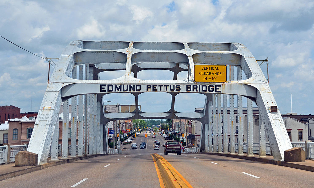 roups say Selma is squeezing them with demands for thousands of dollars in up-front payments to stage annual events that bring tens of thousands of visitors. (Wikimedia Commons)