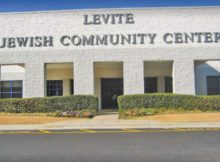 The Levite Jewish Community Center on Montclair Road has received three bomb threats this year. (Levite Jewish Community Center photo)