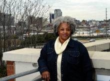 Veronica Edwards-Johnson, president, Powderly Neighborhood Association (Mark Almond, special to The Times)