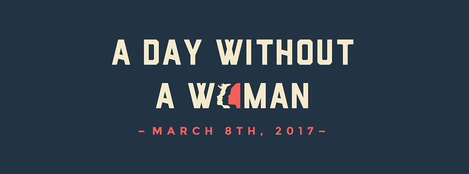The organizers of the Women's March on Washington have created A Day Without a Woman. (Facebook)