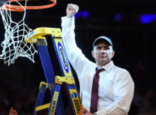 South Carolina's Frank Martin is taking the Gamecocks to the first Final Four in program history. (Courtesy photo)