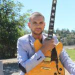 Guitarist Adam Hawley