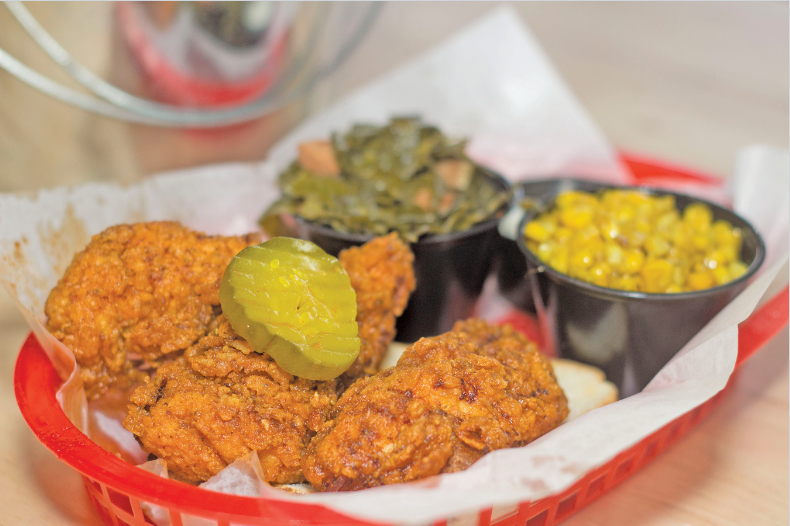 The Most Popular Dishes At Some Of The Areas Minority Owned
