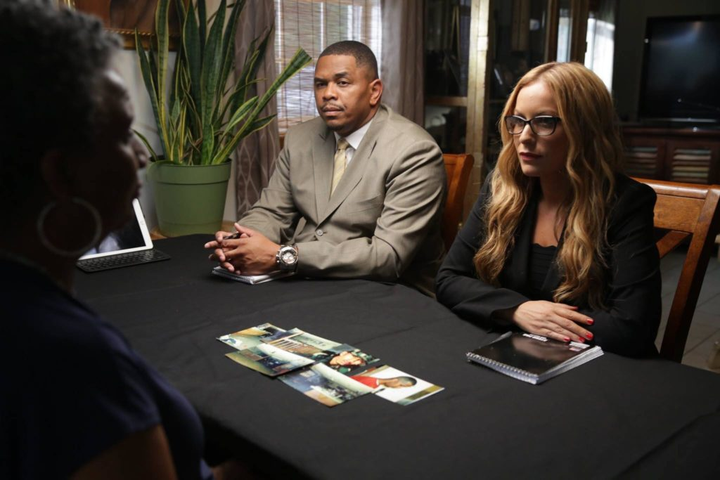 Former Birmingham Police Department Chris Anderson and Los Angeles criminal defense attorney Melissa Lewkowicz star on Investigation Discovery Channel's new show, 'Reasonable Doubt.'