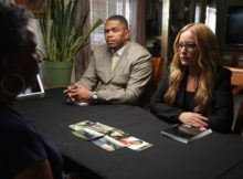 Former Birmingham Police Department homicide investigator Chris Anderson and Los Angeles criminal defense attorney Melissa Lewkowicz star on Investigation Discovery Channel's new show, 'Reasonable Doubt.'