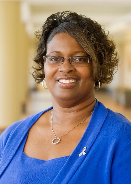 Claudia Hardy, program director for community-based minority health programs, University of Alabama at Birmingham (UAB) Comprehensive Cancer Center (Provided Photo).