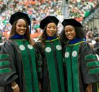From left: Renee Gordon, Marcella Carnes and Shannon Anderson. Kathryn Sesser.