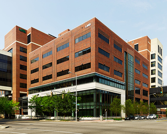 University of Alabama at Birmingham Comprehensive Cancer Center. (Provided Photo).