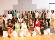 Members of the JCCEO Birmingham, Magic City and Tri-County Links discussed women's mental health in a forum. (PROVIDED PHOTO)