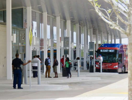 MAX's Central Transit Station opens in downtown Birmingham