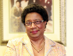 Dr. Charlotte Morris will serve as interim president of Tuskegee University.
