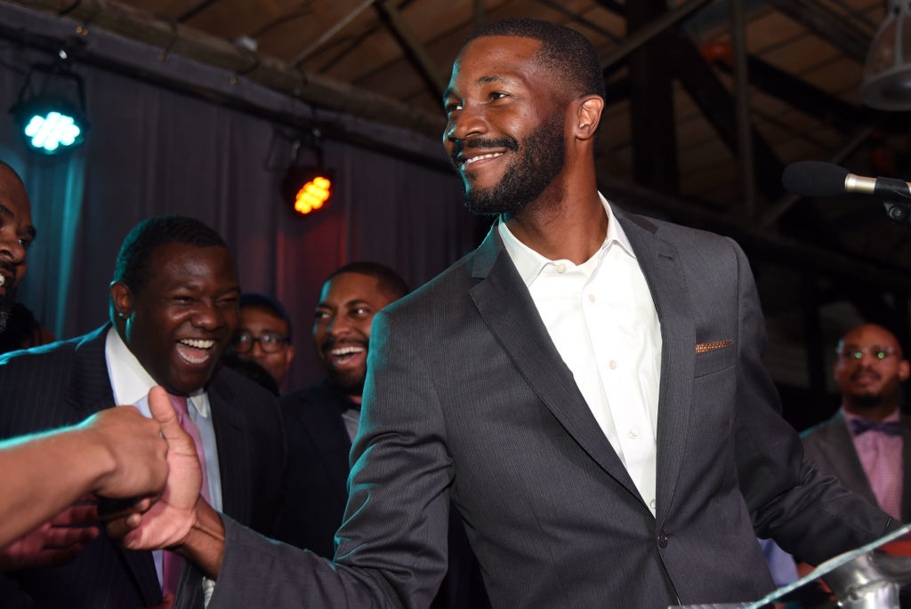 Randall Woodfin wins Birmingham mayoral runoff, defeats William Bell
