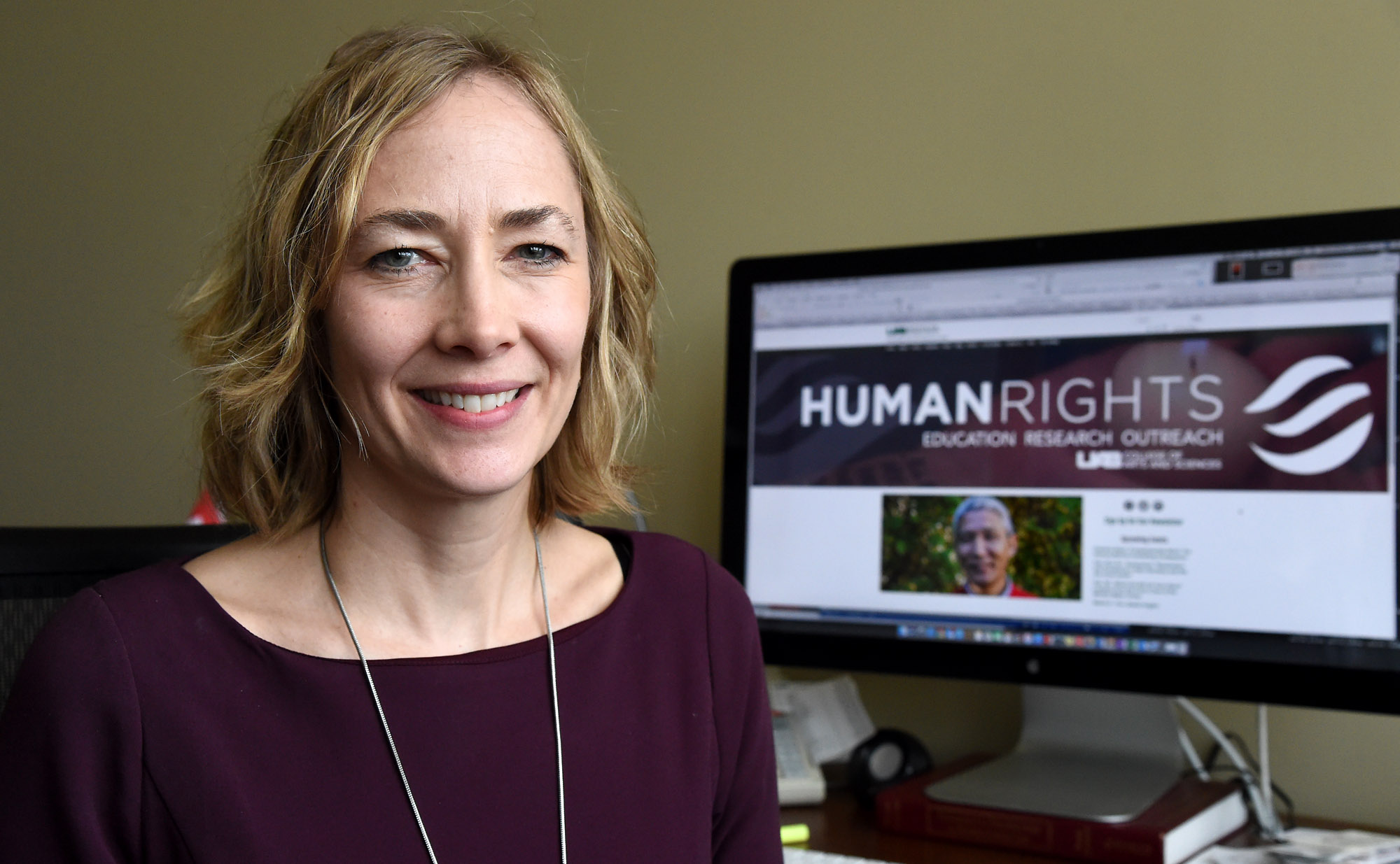 How Tina Reuter And Uab S Institute For Human Rights Build