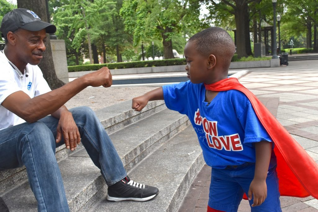 Meet Austin Perine: Birmingham's 4 year old superhero who ...