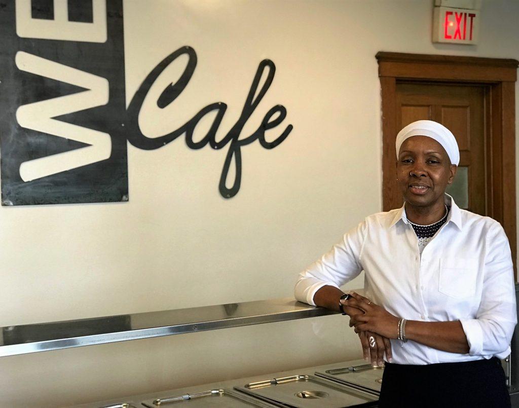Ama Shambulia boosts wellness with healthy dishes in West Birmingham