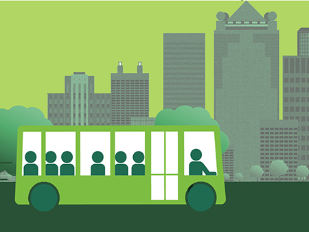 UAB to launch new bus fleet with Groome Transportation