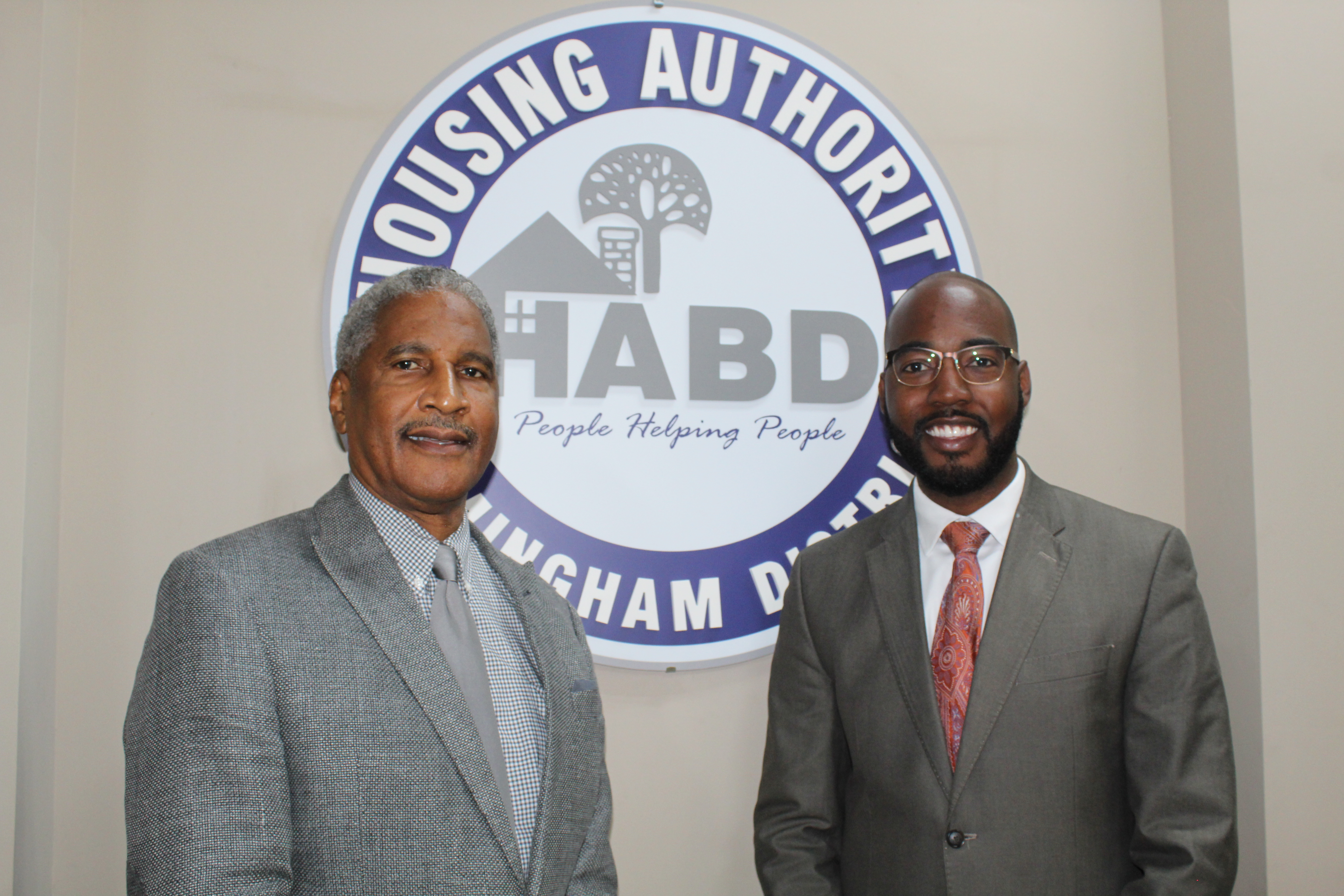 HABD Leaders on Capital Projects and Partnering with Non-Profits