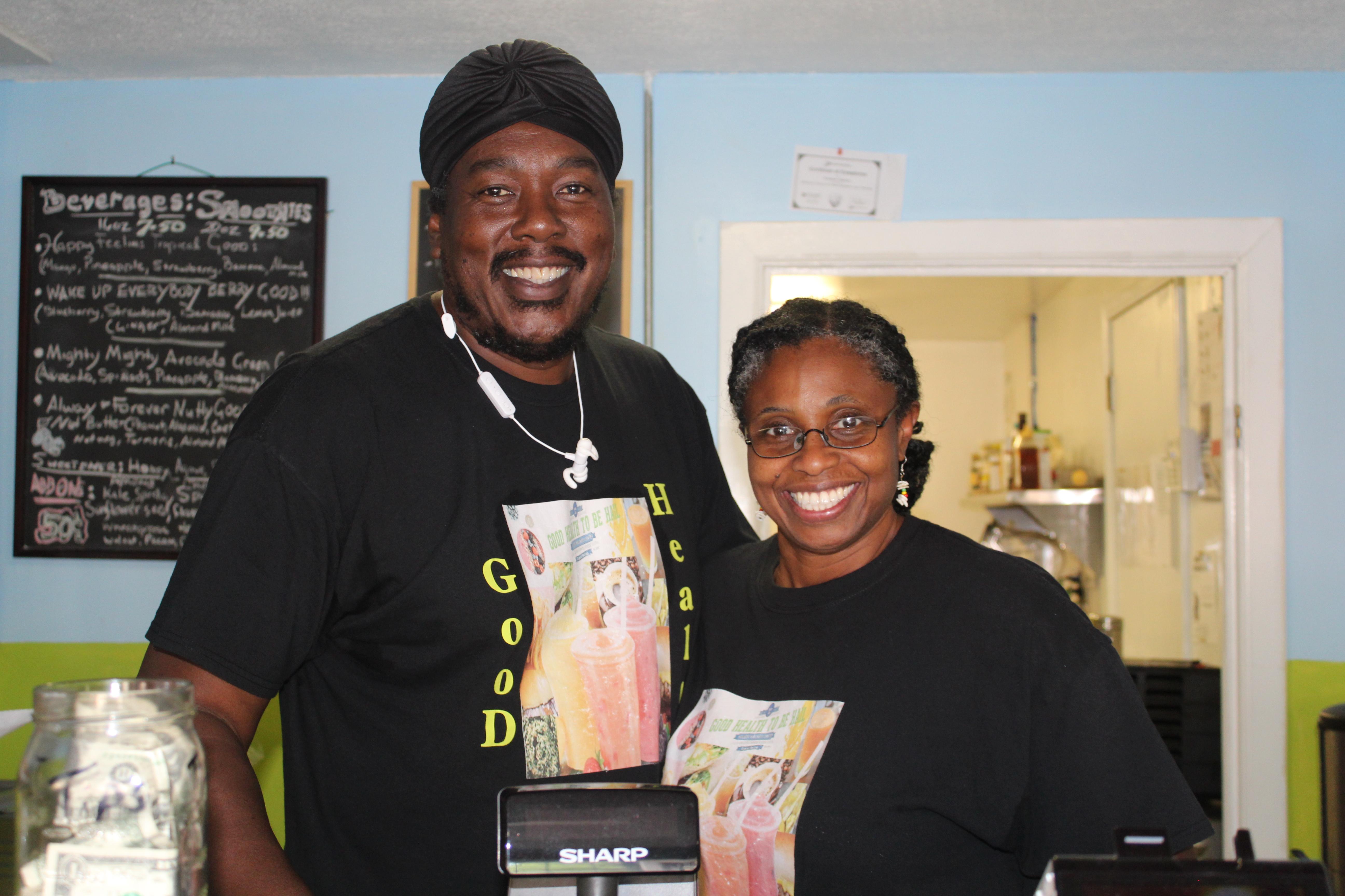 Ahinoam and David Israel Bring Total Wellness Hub to Bessemer