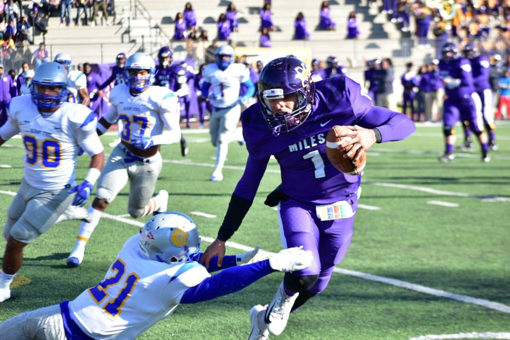 HBCU Weekend: Miles continues to rack up wins; travels on Sat.