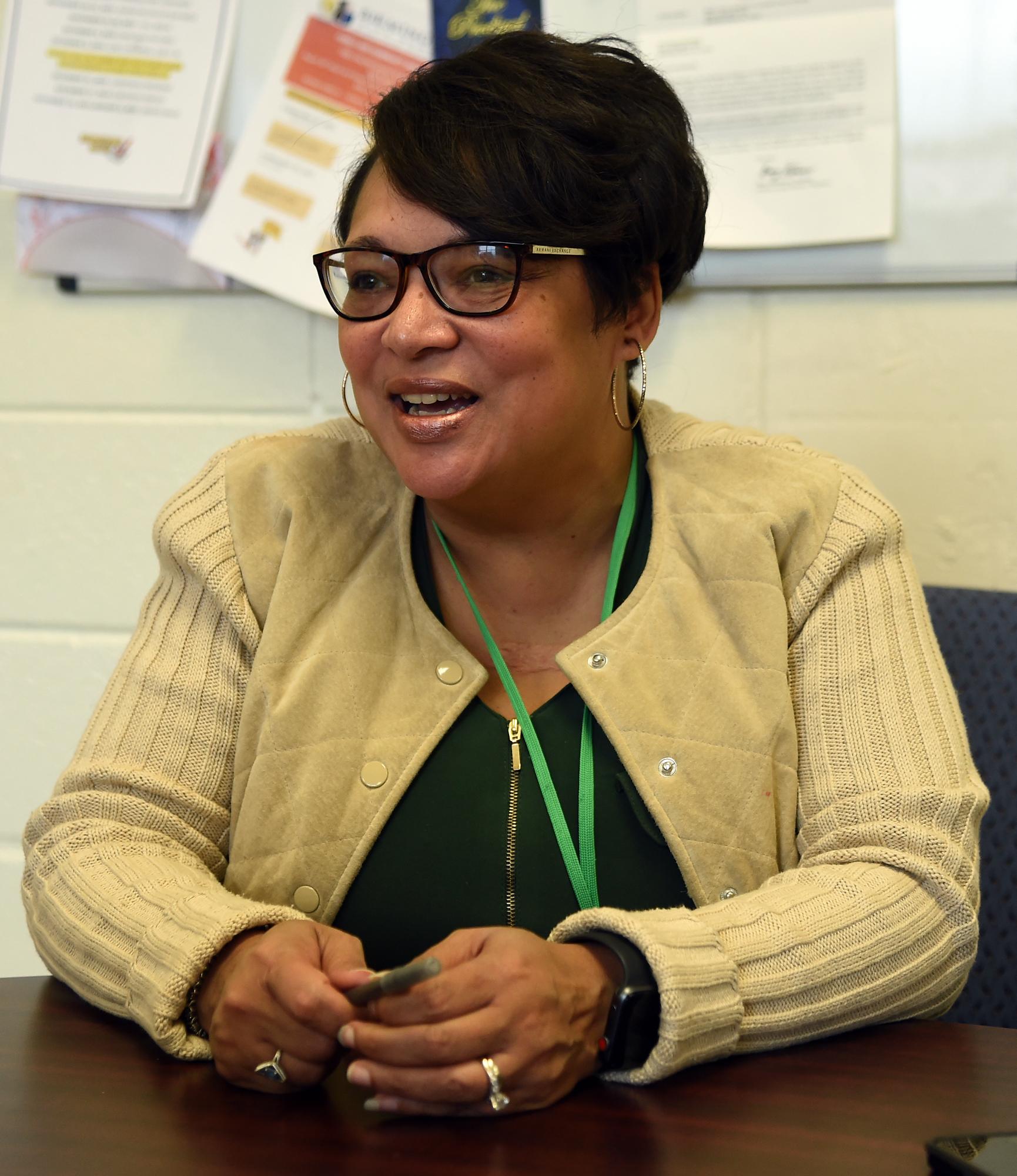Principal Tikki Hines Brought Hope and Aura of Success to Barrett Elementary