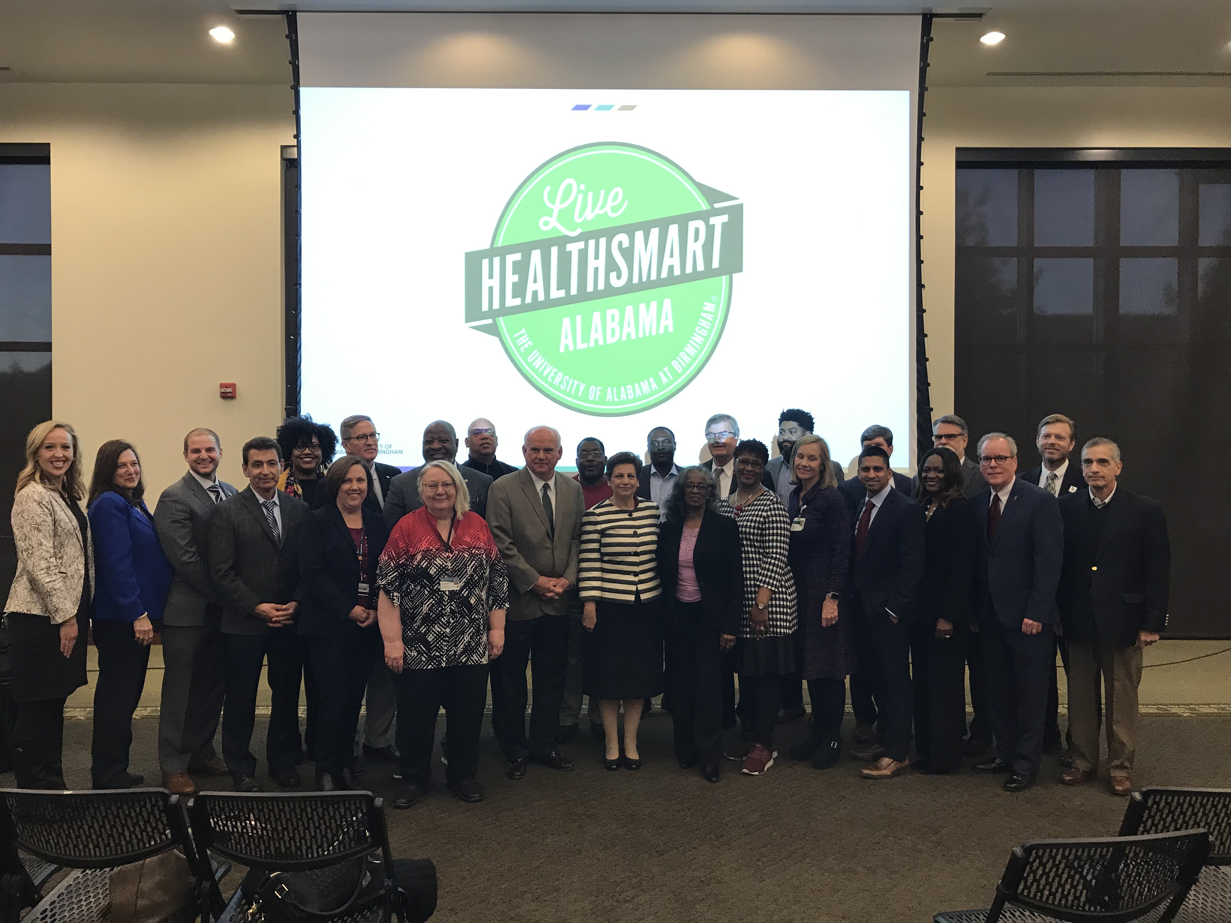UAB Launches Live HealthSmart Alabama, Designed to Increase Wellness Statewide