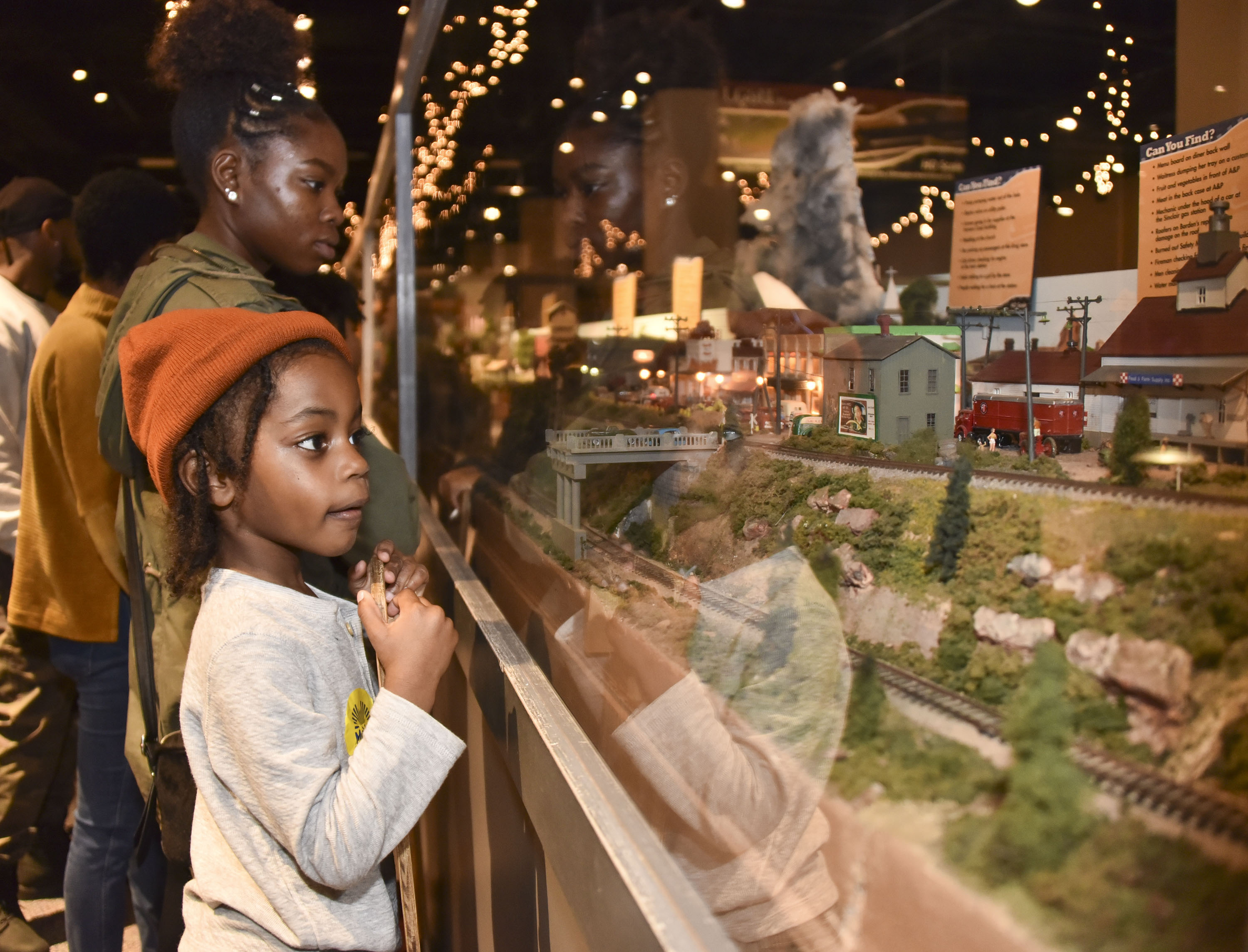 All Aboard McWane Center's Annual Holiday Train Tradition