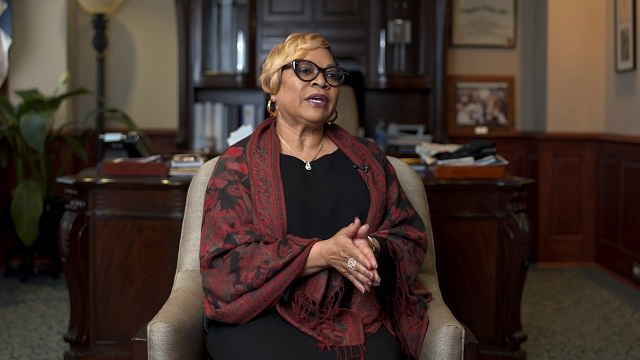 Bobbie Knight: First Female President at Miles College Leads by Example