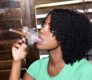 Black Women And The Cigar Smoking Culture The Birmingham