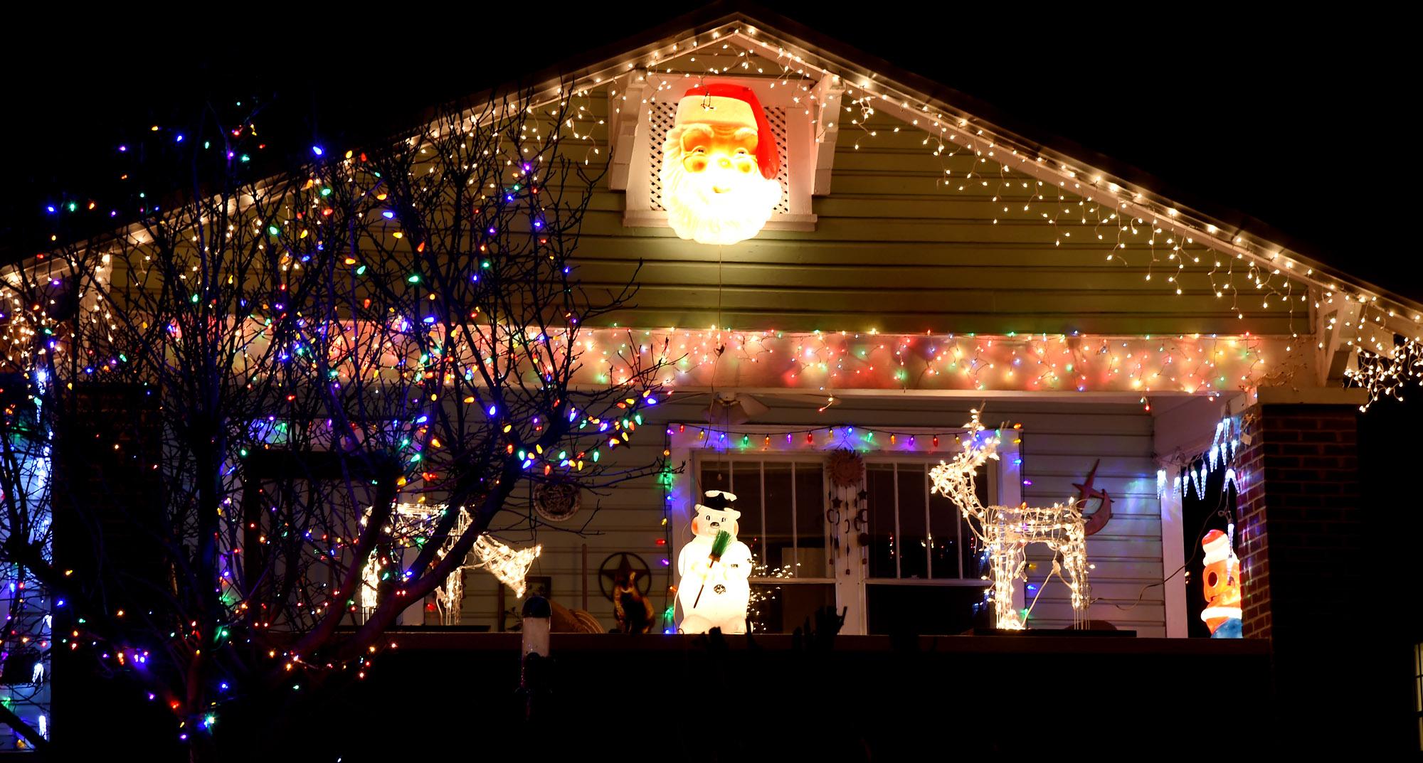 Birmingham Christmas Lights.Christmas Lights The Birmingham Times