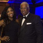 "Reality star Porsha Williams of ""The Real Housewives of Atlanta"" and Mayor William Bell. (Reginald Allen, special to The Times)"