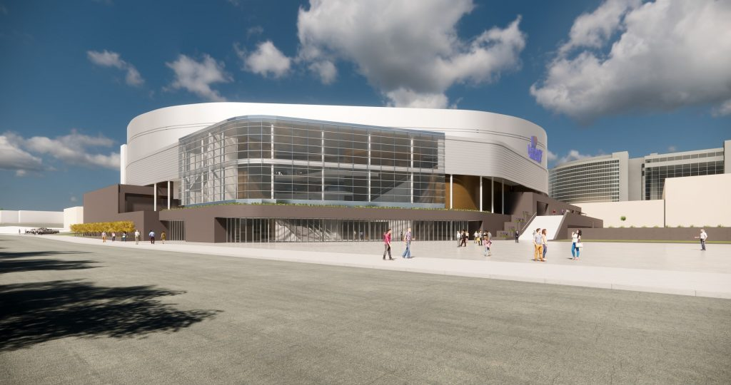 BJCC shares details of $123M Legacy Arena expansion   The ...