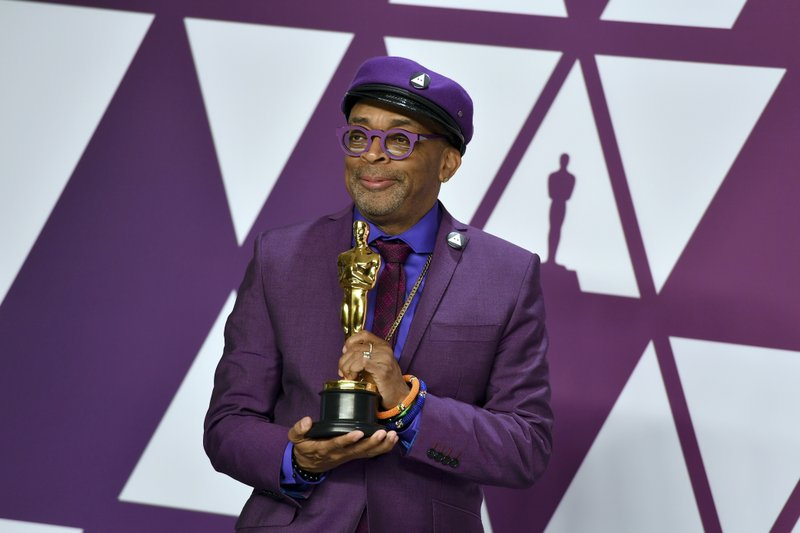 Image result for spike lee at oscars