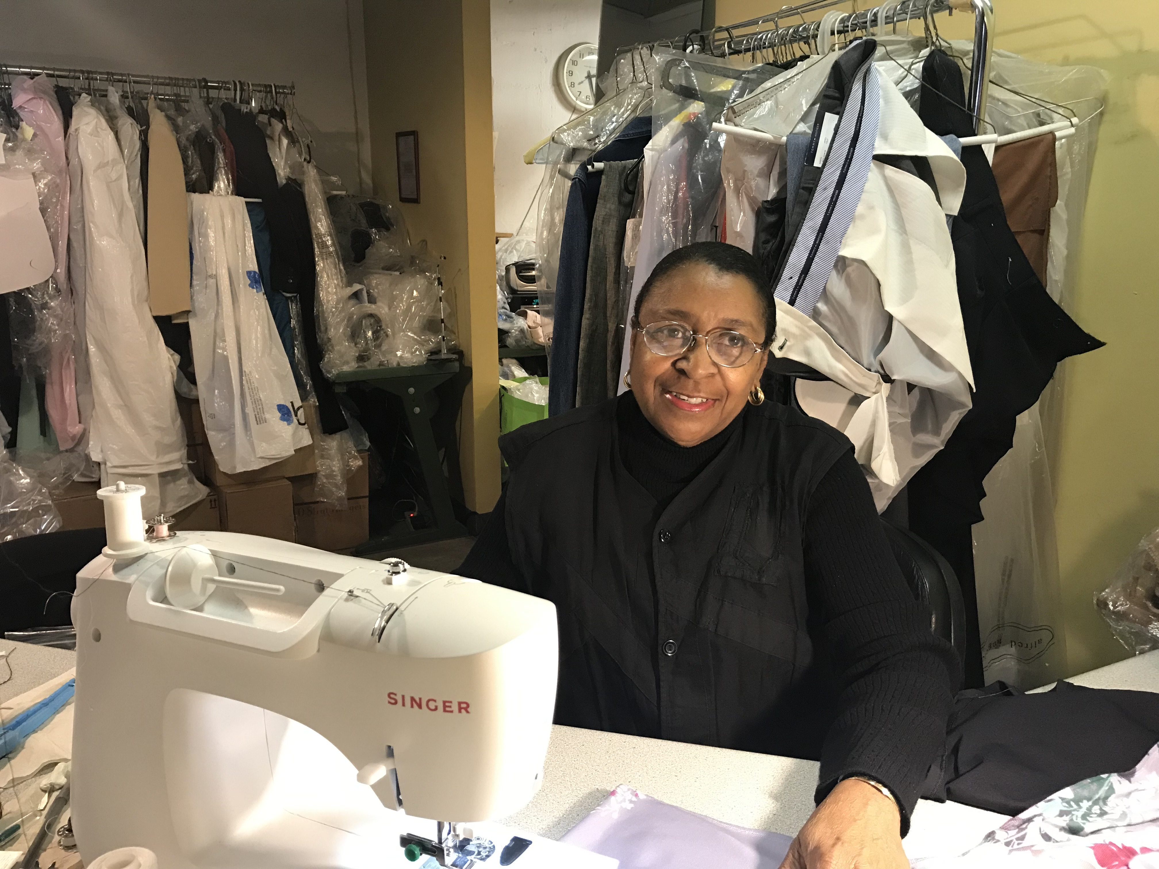 Seamstress Sara Maiden Part Of City S History And Fabric The Birmingham Times