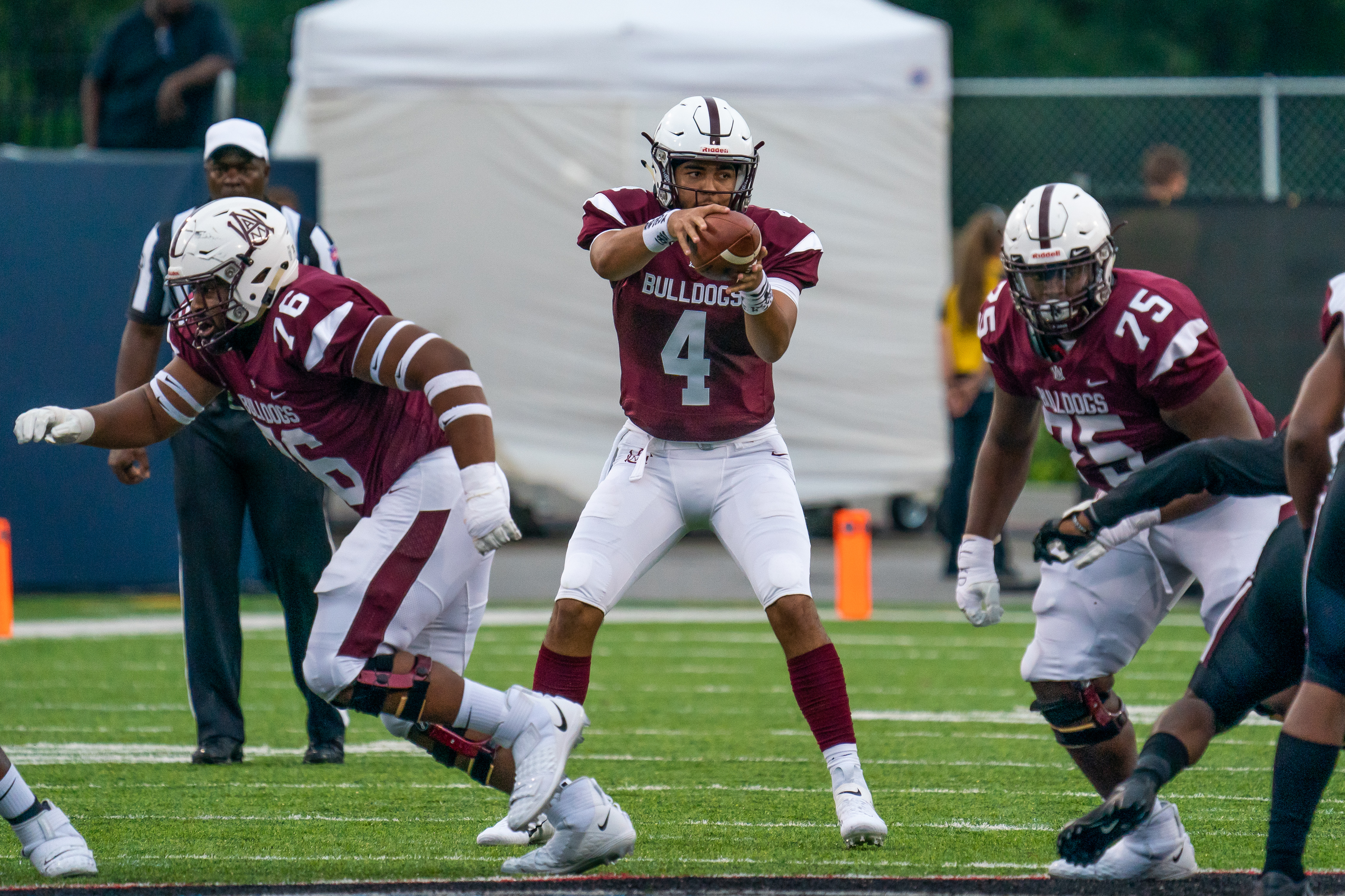 HBCU Weekend: Alabama A&M's Aqeel Glass shattering defenses